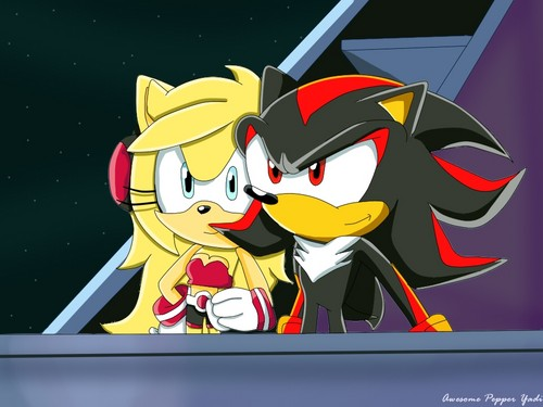 Shadystic in Sonic X