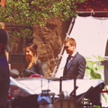 Shaggie 2 - shane-west-and-maggie-q photo
