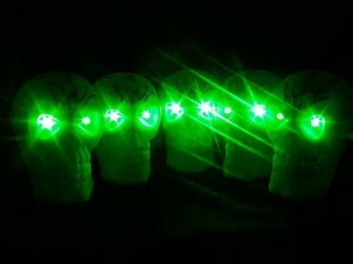 Skull lights!