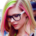 Some cute Avril icons! <33