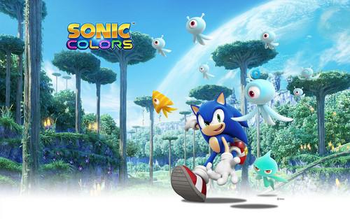 Sonic warna