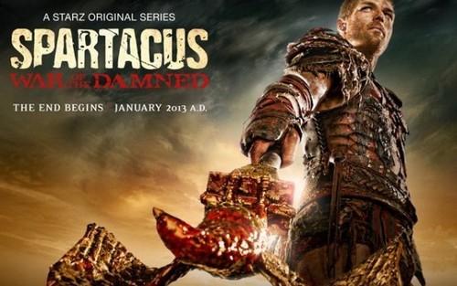 Spartacus War Of The Damend