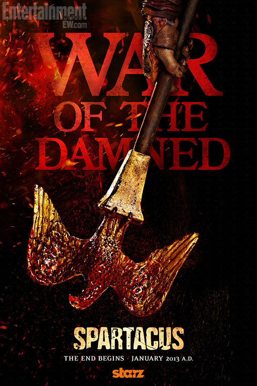 Ellen Hollman - Spartacus War Of The Damned - Nl.biguz.net