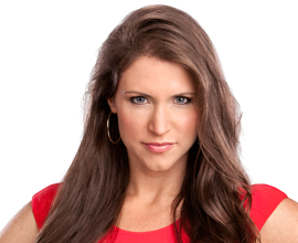 WWE wallpaper containing a portrait entitled Stephanie McMahon