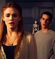Stiles & Lydia 2.12