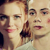 Stiles & Lydia 照片 with a portrait entitled Stiles & Lydia<3