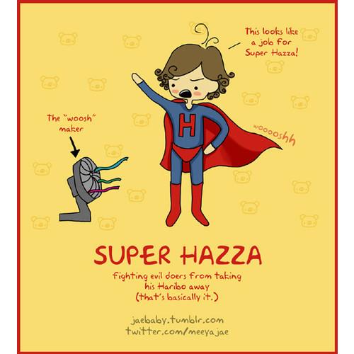Super Hazza