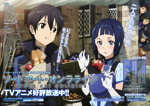 Sword Art Online wallpaper entitled Sword Art Online