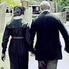 Downton Abbey bức ảnh possibly with a surcoat, áo lót titled Sybil & Branson<3
