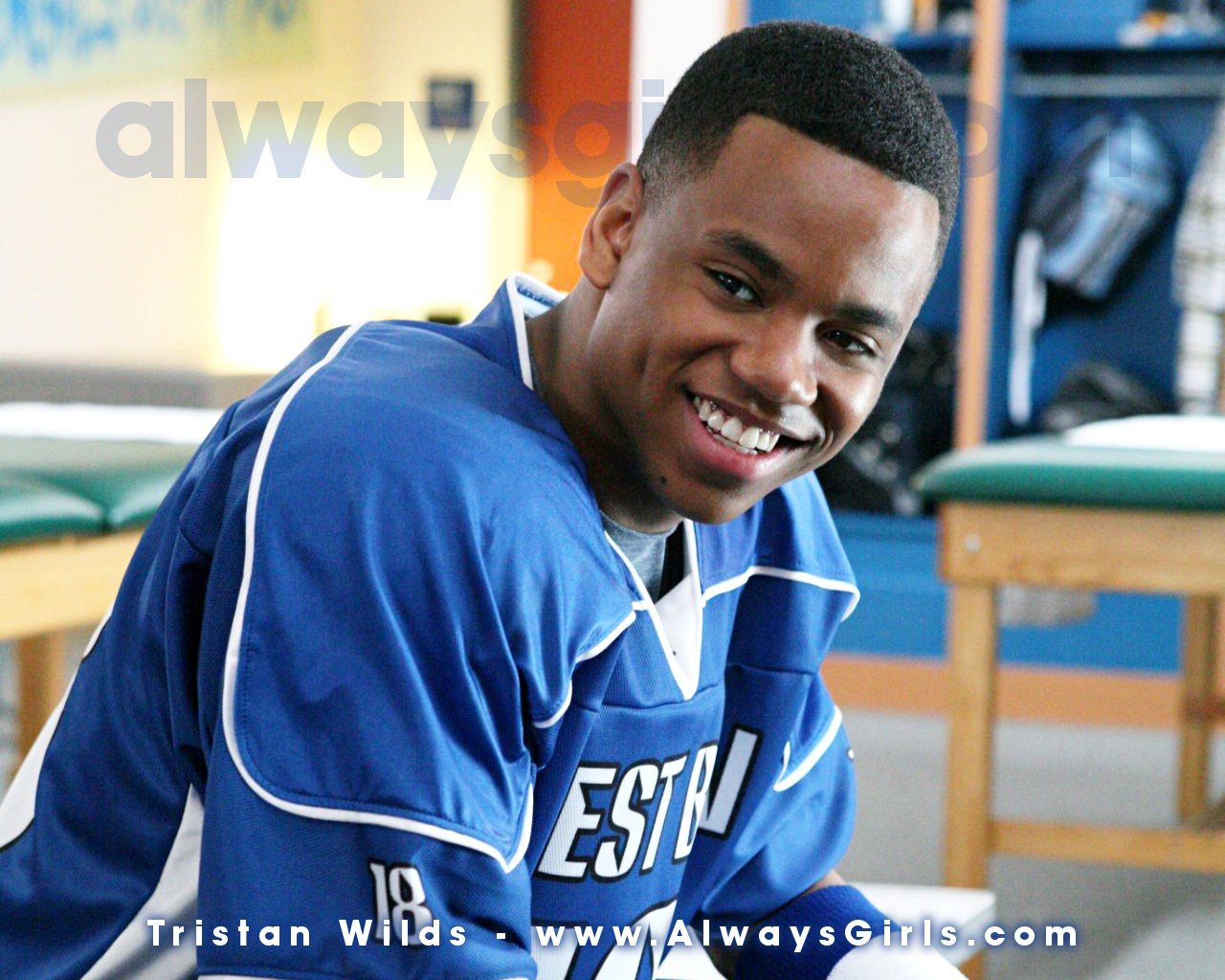 Ilunga Adell Wallpapers Wallpapers Tristan Wilds Wallpaper Fanpop