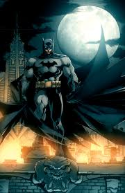 THE BATMAN.