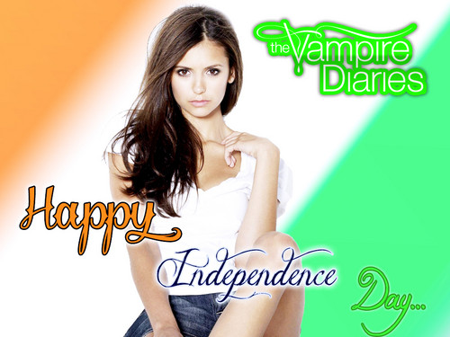TVD Indian Independence день Special Обои by DaVe!!!