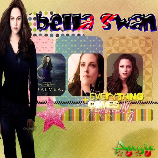 Team Bella schwan