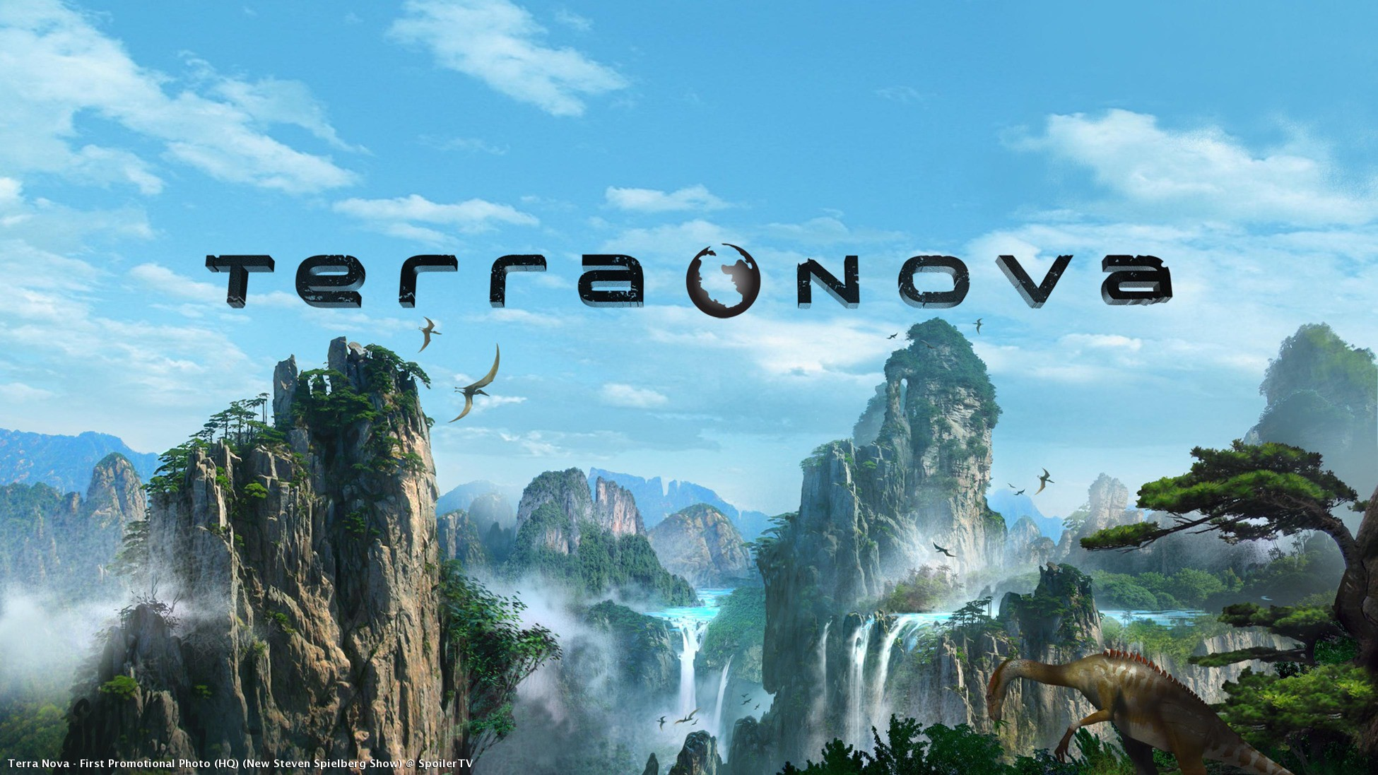 Terra Nova 1ª Temporada Dublado