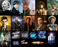 The 11 Doctors  - doctor-who fan art