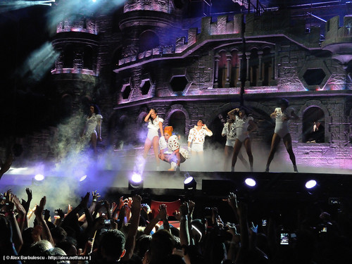 The Born This Way Ball Tour in Bucharest - lady-gaga Photo
