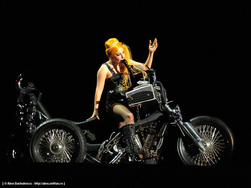 Lady Gaga images The Born This Way Ball Tour in Bucharest HD wallpaper and background photos