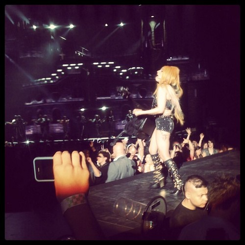 The Born This Way Ball Tour in Vienna