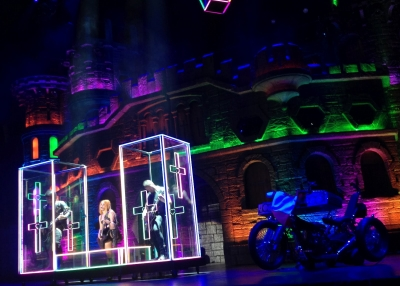The Born This Way Ball in Austria