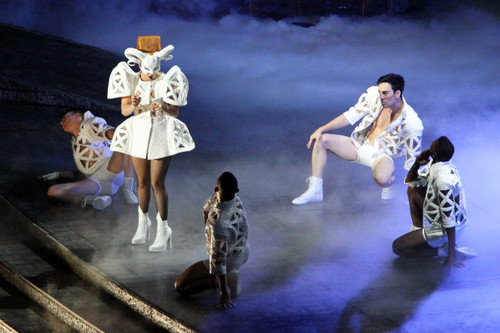 The Born This Way Ball in Bucharest