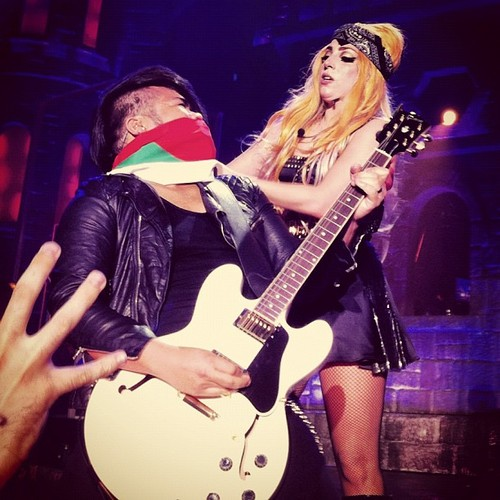 The Born This Way Ball in Sofia