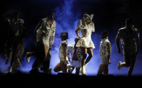 The Born This Way Ball in Vilnius, Lithuania - lady-gaga Photo