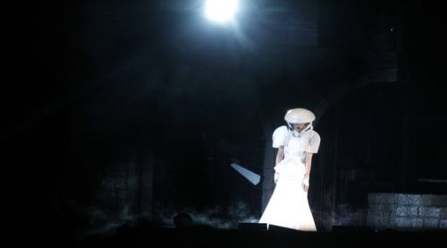 The Born This Way Ball in Vilnius, Lithuania