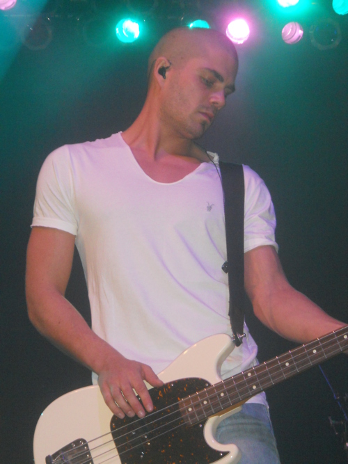 The Gorgeous Max George <3
