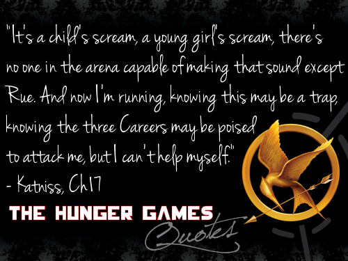 The Hunger Games quotes 181-200 - the-hunger-games Fan Art