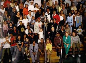 The Jackson Family Reunion