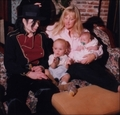 The Jackson Family - michael-jackson photo