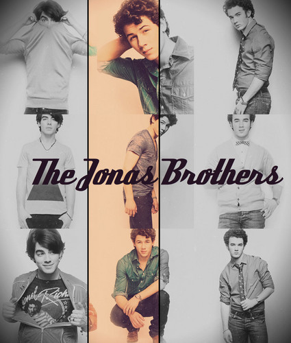 The Jonas Brothers ~