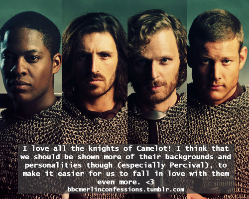The Knights of Camelot