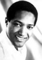 The Legendary Sam Cooke, One Of Michael's Early Vocal Influences - michael-jackson photo