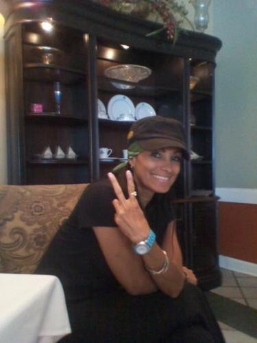 The Lovely Tatiana Yvonne