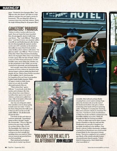 The Making of Lawless, Total Film - tom-hardy Photo