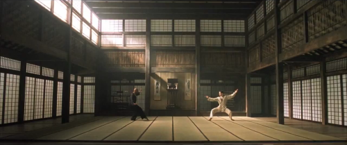 The Matrix 壁紙 containing a cell, a holding cell, and a penal institution titled The Matrix