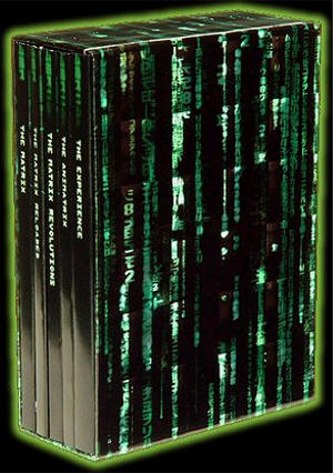 The Matrix wallpaper titled The Matrix