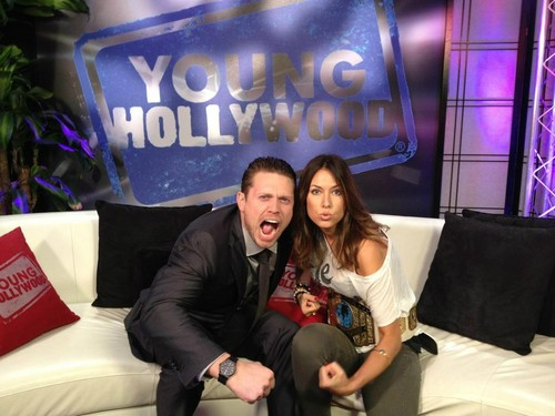 The Miz on Young Hollywood