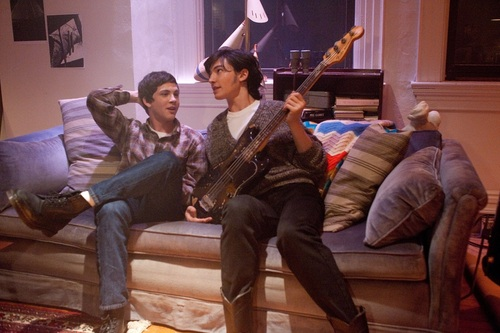 The Perks Of Being a Wallflower : Pics