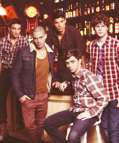 The Wanted Gonna love them forever <3