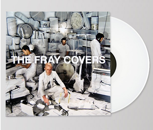 The Fray wallpaper probably containing a dishwasher and a sign called The fray
