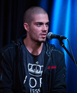 The gorgeous Max George