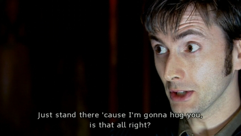 The tenth Doctor-LOL! <3