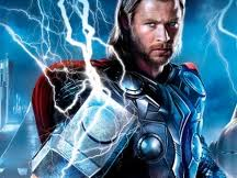 Thor fond d'écran possibly with animé titled Thor
