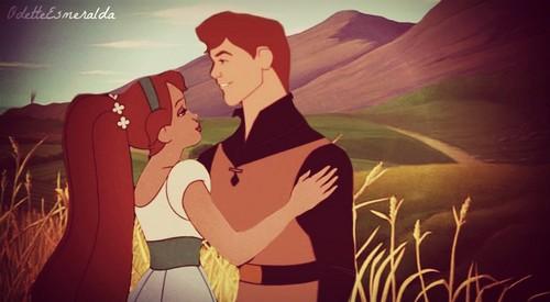 Thumbelina and Philip