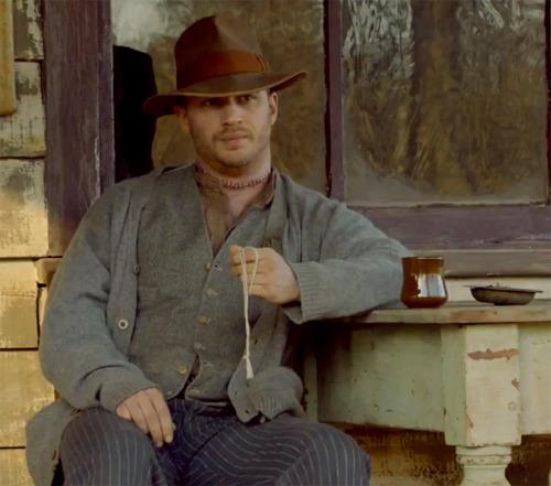 Tom Hardy wallpaper with a boater, a fedora, and a porkpie called Tom Hardy in Lawless
