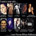 Tom Hiddleston Фан-арт