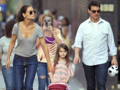 Tom, Katie and Suri - katie-and-tom photo