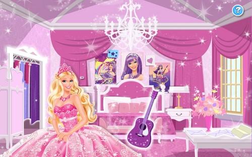 i film di Barbie wallpaper titled Tori Room